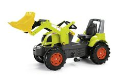 Claas Arion 640 Kids Ride On Pedal Tractor (With Loader) - R71023