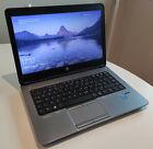 HP PROBOOK 640,4TH GEN, 8GB RAM, 500GB SSHD, WEBCAM, WIN10PRO, EXCELLENT BATTERY