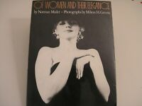 OF WOMAN AND THEIR ELEGANCE by Norman Mailer photos Milton H Green hardback book