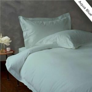 800 TC EGYPTIAN COTTON BEDDING COLLECTION ALL SETS AVAILABLE IN AQUA BLUE COLOR