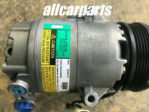2000-2004 HOLDEN TS ASTRA AIR CON PUMP/CONDITIONING COMPRESSSOR/1.8 litre engine