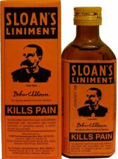 Sloan's Liniment Original Pain Relief For Muscle Pain, Sprains, Arthritis  70ml
