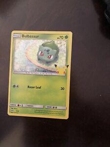 2021 Pokemon - Bulbasaur 1/25 Holo - Mcdonalds NM