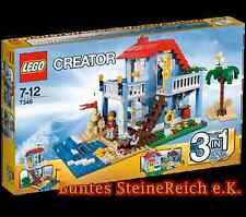 LEGO® CREATOR: 7346 Strandhaus & 0.-€ Versand & OVP & NEU