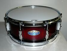 Pearl Decade Maple DMP1455S/C261 Gloss Deep Red Burst 14 x 5.5 Snare Drum