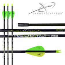 Carbon Express Predator XSD 350 Arrows - QTY 12