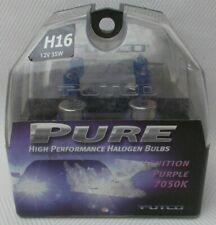 Putco Lighting 230001PU Driving Light Bulbs Ignition Puple H16