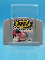 jeu video nintendo 64 loose BE EUR ridge racer 64 RR64