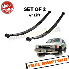 "Pro Comp 33311 Rear 4"" Lifted Leaf Springs for 79-88 Toyota 4Runner Pickup 4WD"