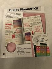 Bullet Planner Kit New In Box