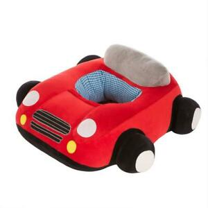 Baby Seats Sofa Toys Car Seat Support Seat Baby Plush Without Filler (Red)