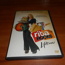 Rita Rocks: The Complete Season One (DVD, 2010, 3-Disc Set) Used First 1 1st