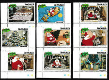 Anguilla - Disneys Night before Christmas Satz postfrisch 1981 Mi. 451-459