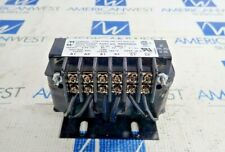 HAMMOND RM0008N30 THREE PHASE DRY TYPE REACTOR 8 AMPS INDUCT 3.00 mH VOLTAGE 600