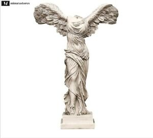The Winged Goddess of Victory Sculpture Resin Figurine  Home Decoration Gift