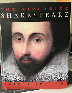 The Riverside Shakespeare, 2nd Edition by Shakespeare, William (Hardcover)