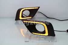 DRL For Nissan Murano 2015 2016 Led Daytime Running Light With Turn Signal Lamp