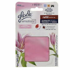 Glade Sensations Refill Floral Perfection 8g Eliminates Odors+Freshens For Weeks