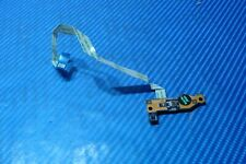 """HP ENVY TS M7-J020DX 17.3"""" Genuine Power Button Board w/Cable 6050A2549201"""