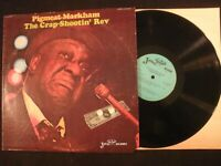 Pigmeat Markham - The Crap-Shootin' Rev - 1972 Jewel Vinyl 12'' Lp./ Comedy