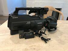 Sony HVR-HD1000U High Definition DV Camcorder, Tested