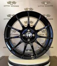 """4 Cerchi in lega Alfa Romeo Mito 145 146 155 da 15"""" NUOVI TOP SUPER MODEL NEW"""