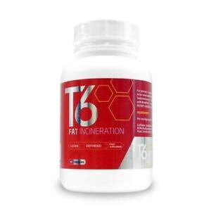 Advanced Dietics T6 Incineration 60 Caps