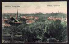 60821 AK Wyrzysk Wirsitz 1919 Totalansicht Provinz Posen