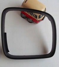 VW Transporter T5 Caddy Ala Espejo De Plástico-Puerta Aro Bisel Cap-Derecha