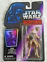 PRINCESS LEIA Boushh Bounty Hunter Disguise 1996 STAR WARS Shadows of the Empire