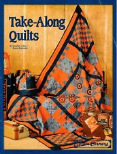Four Corners Quilt Pattern Book: Take-Along Quilts