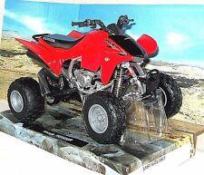 ATV HONDA TRX450R RED NEWRAY 1:12 DIECAST ATV COLLECTOR'S MODEL, NEW