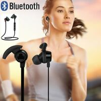 Bluetooth 4.2 Wireless Headphone Stereo Sports Earbuds In-Ear Headset With Mic #