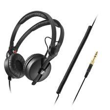 Sennheiser HD 25 Plus Closed-Back DJ Monitoring Headphones HD25