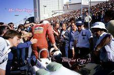Carlos Reutemann Williams FW07C Caesars Palace Grand Prix 1981 fotografía 2