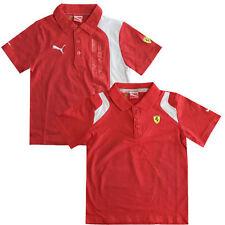 Chemises rouge pour garçon de 2 à 16 ans