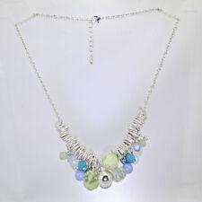 Beaded Round Costume Necklaces & Pendants