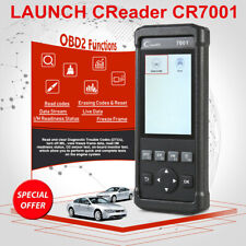 Launch CR7001 OBD2 Code Reader OBD EOBD Car Diagnostic Scanner tool + Oil Reset