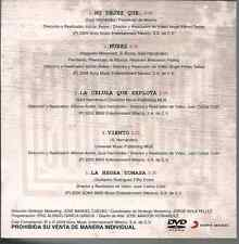 DVD PROMO ONLY CLIPS&LIVE rock 80'S 90'S Caifanes LA NEGRA TOMASA celula explota
