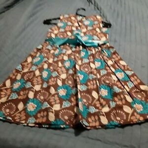 Girls dress size 9 - 10