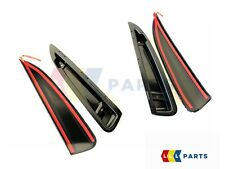 NEW GENUINE MERCEDES BENZ MB CLA W117 X117 REAR BUMPER AMG AIR OUTLET FLICS