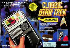 Classic Star Trek Classic Tricorder No.6125 - Playmates - Factory Sealed - 1995