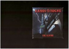 Hanoi Rocks - The Albums 1981-1984 - Boxset - 6 CD´s - Castle Music 2005