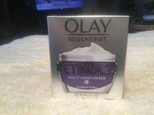 Olay retinol24  Night moisturizer