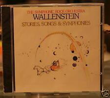 Wallenstein-Stories Songs & Symphonies German prog cd