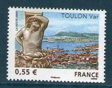 TIMBRE 4257 NEUF XX LUXE - LA VILLE ET LA RADE DE TOULON LE PORT DU LEVANT