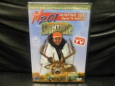 H201: World's Greatest Hunting Adventures (DVD, 2004)