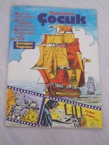 STAR WARS COMIC 1983 TURKISH RARE TURKEY PINK PANTHER Z