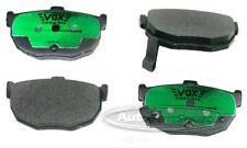 Disc Brake Pad Set-Disc Rear Autopartsource CE429