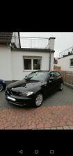 BMW 118 Schwarz
